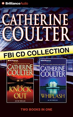Catherine Coulter FBI CD Collection 3