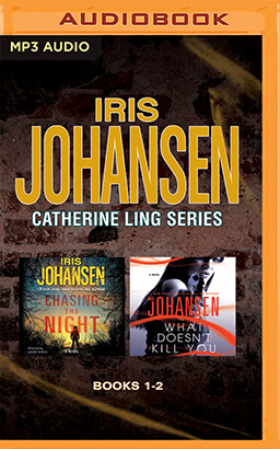 Iris Johansen - Catherine Ling Series: Books 1 & 2