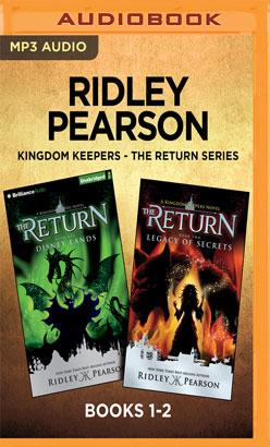 Ridley Pearson Kingdom Keepers - The Return Series: Books 1-2