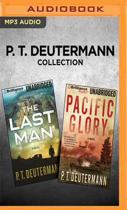 P. T. Deutermann Collection - The Last Man & Pacific Glory
