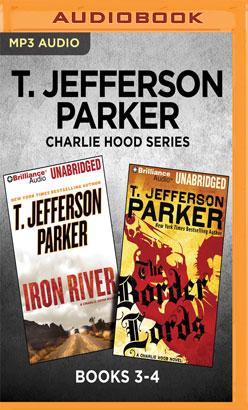 T. Jefferson Parker Charlie Hood Series: Books 3-4