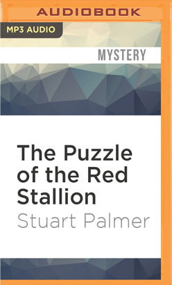 Puzzle of the Red Stallion, The