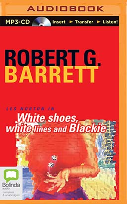 White Shoes, White Lines and Blackie
