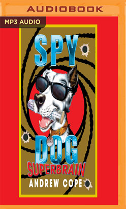 Spy Dog: Superbrain