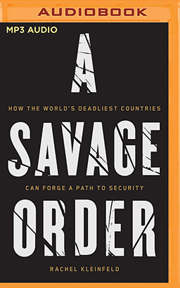 Savage Order, A
