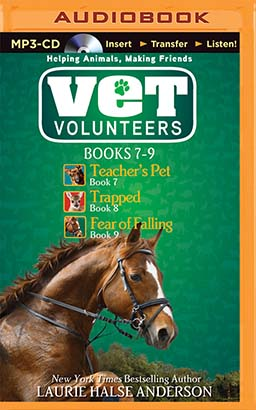 Vet Volunteers Books 7-9