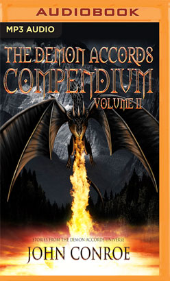 Demon Accords Compendium, Volume 2, The