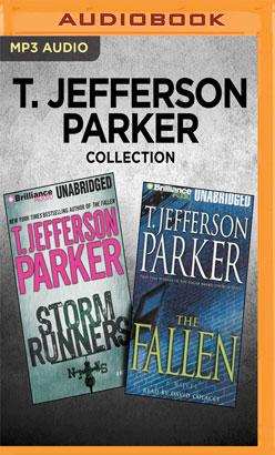 T. Jefferson Parker Collection - Storm Runners & The Fallen