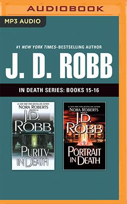 J. D. Robb - In Death Series: Books 15-16