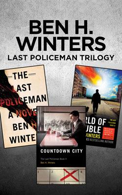 Ben H. Winters Last Policeman Trilogy