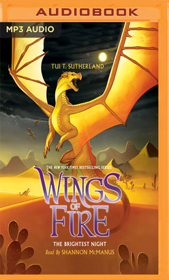 Wings of Fire, Book 5: The Brightest Night, The