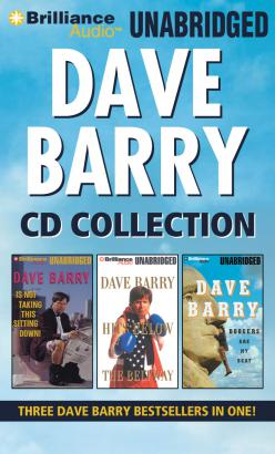 Dave Barry CD Collection