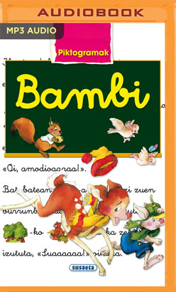 Bambi (Narración en Euskera) (Basque Edition)