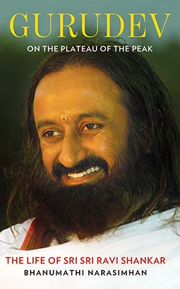 Gurudev: On the Plateau of the Peak