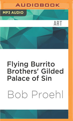 Flying Burrito Brothers' Gilded Palace of Sin