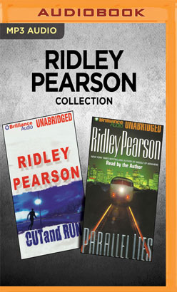 Ridley Pearson Collection - Cut and Run & Parallel Lies