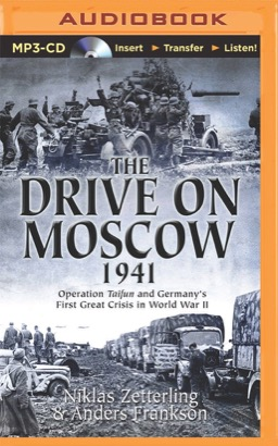 Drive on Moscow, 1941, The