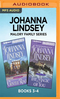 Johanna Lindsey Malory Family Series: Books 3-4