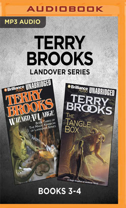 Terry Brooks Landover Series: Books 3-4