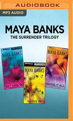 Maya Banks The Surrender Trilogy