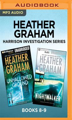 Heather Graham Harrison Investigation Series: Books 8-9
