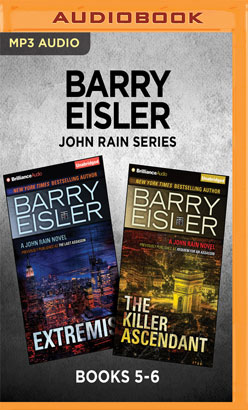 Barry Eisler John Rain Series: Books 5-6