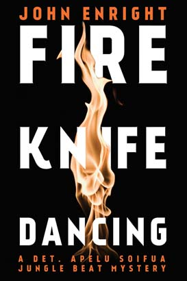 Fire Knife Dancing
