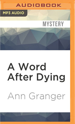 Word After Dying, A