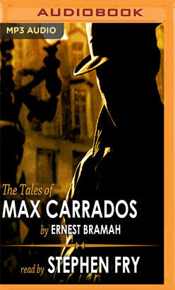 Tales of Max Carrados, The