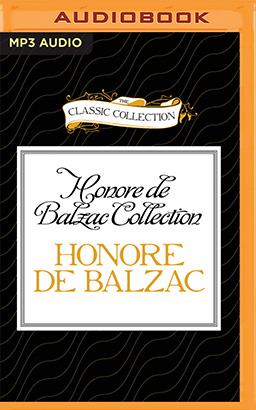 Honore de Balzac Collection