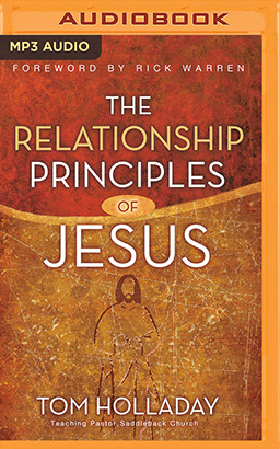 Relationship Principles of Jesus, The