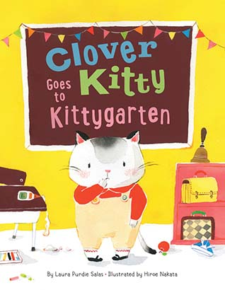Clover Kitty Goes to Kittygarten