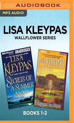 Lisa Kleypas Wallflower Series: Books 1-2