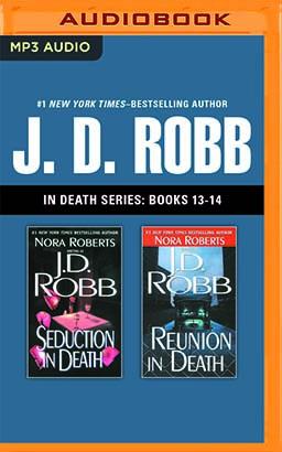 J. D. Robb - In Death Series: Books 13-14