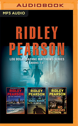 Ridley Pearson - Lou Boldt/Daphne Matthews Series: Books 1-3