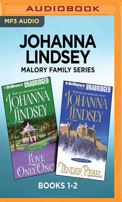 Johanna Lindsey Malory Family Series: Books 1-2