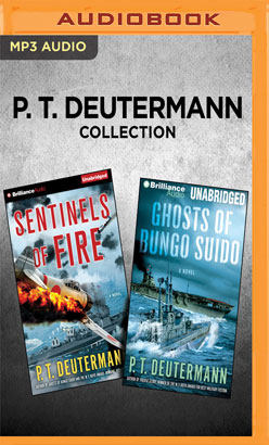 P. T. Deutermann Collection - Sentinels of Fire & Ghosts of Bungo Suido