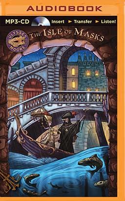 Ulysses Moore: The Isle of Masks