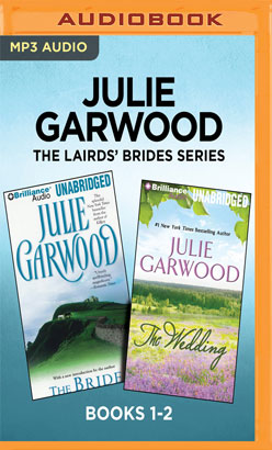 Julie Garwood The Lairds' Brides Series: Books 1-2