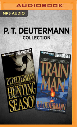 P. T. Deutermann Collection - Hunting Season & Train Man