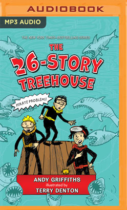 26-Storey Treehouse, The