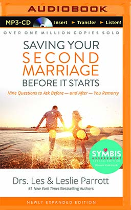 Saving Your Second Marriage Before It Starts
