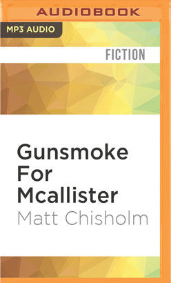 Gunsmoke For Mcallister