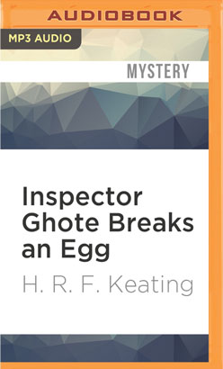 Inspector Ghote Breaks an Egg