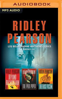 Ridley Pearson - Lou Boldt/Daphne Matthews Series: Books 4-6