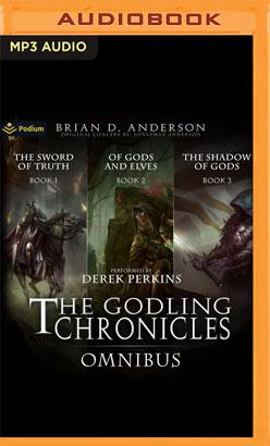 Godling Chronicles Omnibus, The