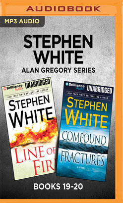 Stephen White Alan Gregory Series: Books 19-20