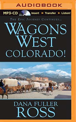 Wagons West Colorado!