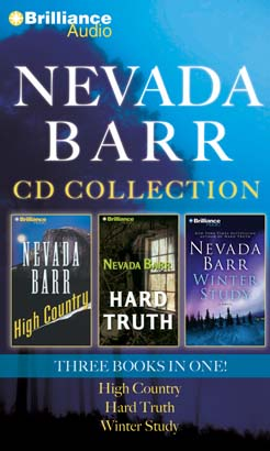 Nevada Barr CD Collection 2