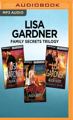 Lisa Gardner Family Secrets Trilogy